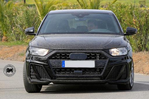 Audi A1 Model Year 2019