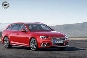 Nuove Audi A4 e A4 Avant Model Year 2019 con pacchetto S Line Competition