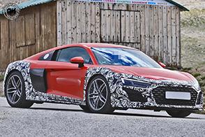 Un V6 Biturbo per la futura generazione di Audi R8
