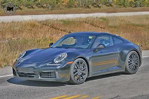 Più leggera e potente: conto alla rovescia per la Porsche 911 Model Year 2019