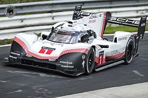 Al Nurburgring è record per la Porsche 919 Hybrid Evo: 5:19.55 minuti