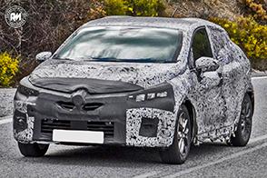 Benzina, ibrida ed elettrica: gli assi nella manica della futura Renault Clio