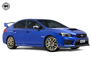 Solo 55 esemplari per la cattivissima Subaru WRX STI Legendary Edition