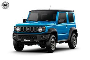 Look inedito per la rinnovata ed intraprendente Suzuki Jimny