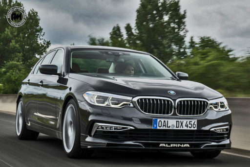 BMW Alpine D5 S