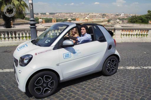 car2go smart cabrio