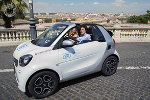 Prima assoluta per car2go con 20 nuove smart fortwo cabrio