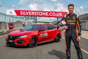 Three in three for Type R: British Touring Car champion, Matt Ne