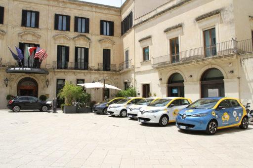 CS- 4USMOBILE E RENAULT: IN SALENTO IL CAR-SHARING DIVENTA REALT