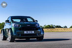 Oltre 400 cavalli per la speciale Aston Martin Cygnet V8