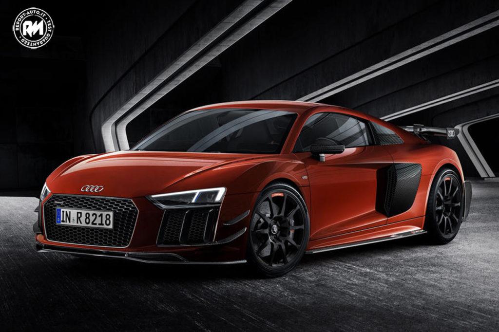 Audi Sport Performance Parts R8 Edition