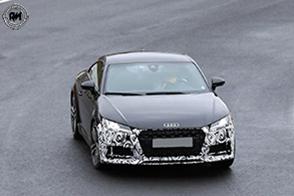 Sguardo laser per la nuova Audi TT Model Year 2019