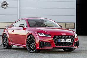 Stile sportivo e linee scolpite per la nuova Audi TT e TTS