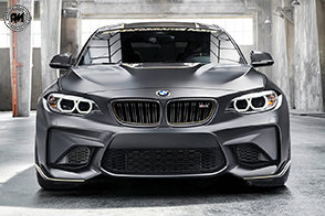 Materiali compositi per la BMW M2 M Performance Parts Concept