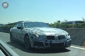 Continuano i test della nuova BMW Serie 8 Coupé