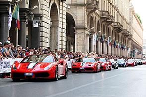 Quarta edizione di Parco Valentino Salone Auto Torino