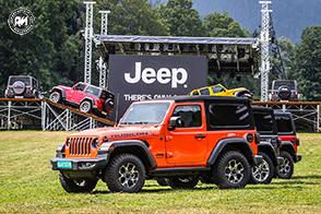 Camp Jeep 2018: dove i sogni di libertà si realizzano