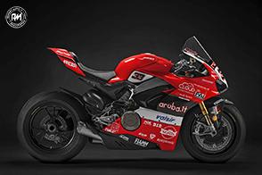 In vendita su eBay le Ducati Panigale V4 S della Race Champions