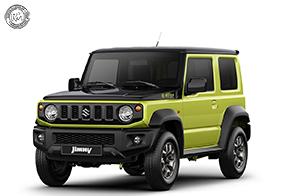 Suzuki Jimny Sakigake: la web edition di un fuoristrada compatto
