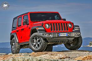 La migliore Jeep di tutti i tempi: nuova Wangler M.Y. 2018