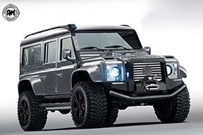 Land Rover Defender V8 by Ares Design