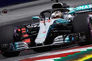 Hamilton vince a Budapest davanti alle Ferrari