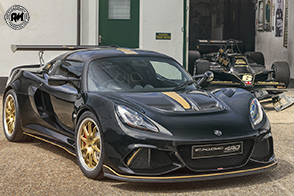 Lotus presenta due versioni speciali a Goodwood
