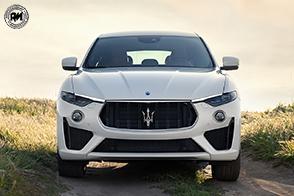 Maserati presenta la nuova Levante GTS e Trofeo a Goodwood