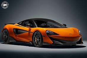 McLaren 600LT debutta al Goodwood Festival of Speed