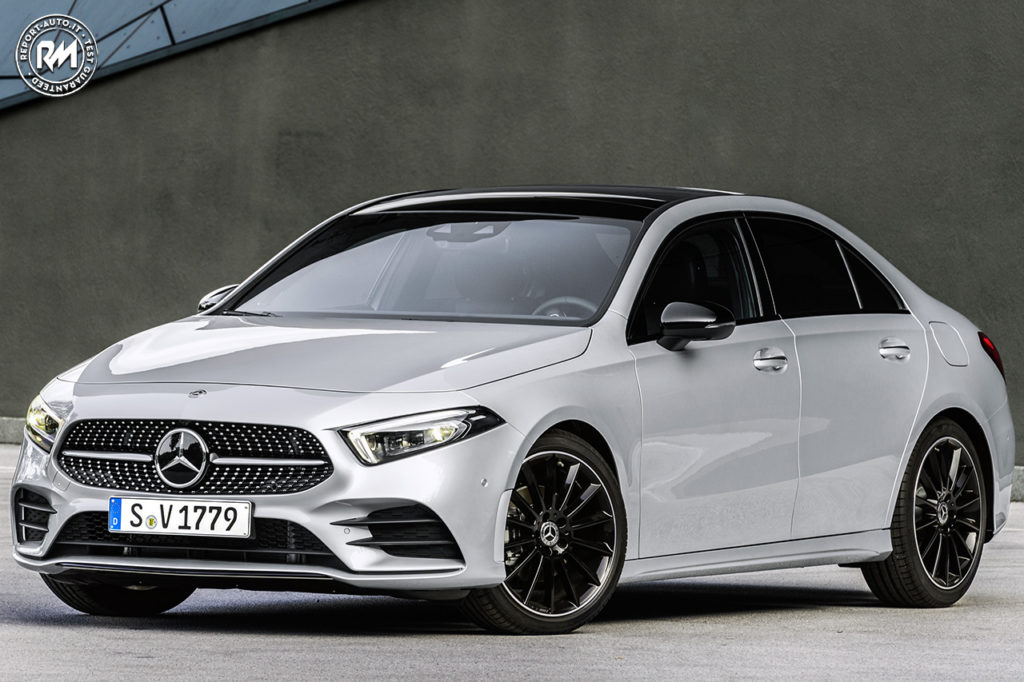 Mercedes-Benz Classe A Berlina