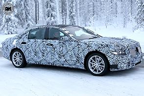 Guida autonoma Livello 3 per la futura Mercedes-Benz Classe S