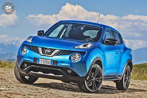 Nissan Juke 2018 arriva nelle concessionarie italiane