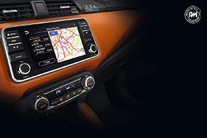 Nuovo sistema di infotainment NissanConnect