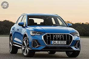 Versatilità e tecnologia per la nuova Audi Q3