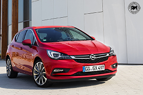 Opel Astra 1.6 BiTurbo Diesel: turbocompressore a doppio stadio!