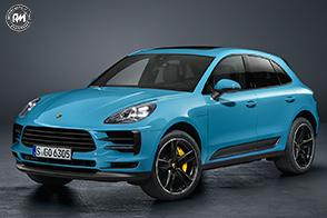 Presentata a Shanghai la nuova Porsche Macan