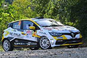 Trofei Renault Rally: Ferrarotti e Paris Campioni 2018