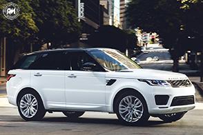 Nuovo motore per la raffinata Range Rover Sport