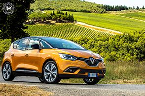 Il rivoluzionario motore TCe sbarca sulla nuova Renault Scenic
