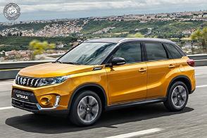 Stile rinnovato per la nuova Suzuki Vitara