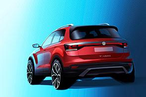 T-Cross una nuova dimensione Volkswagen