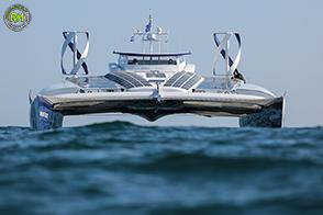 Il primo catamarano a idrogeno: l' Energy Observer