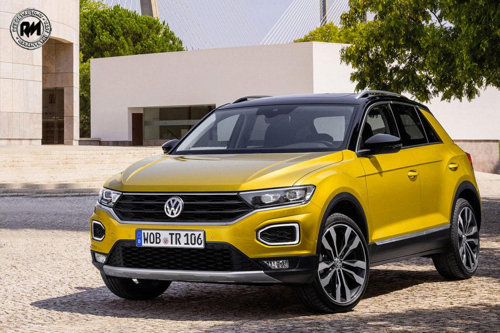 Volkswagen T-Roc 1.6 TDi SCR