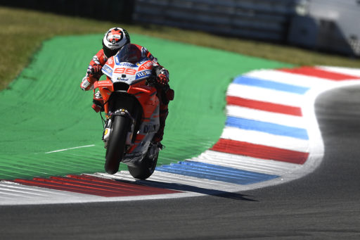 Ducati Team a Misano pronto a dare battaglia