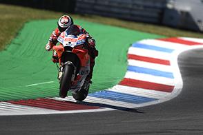 Ducati Team a Misano pronto a dare battaglia