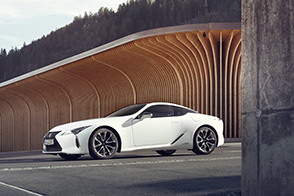 Lexus LC Coupé of the Year