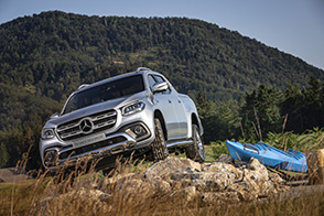 MERCEDES-BENZ CLASSE X 350D 4MATIC: IL PICK-UP HIGH PERFORMANCE