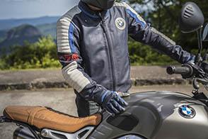 i 40 anni di BMW Motorrad