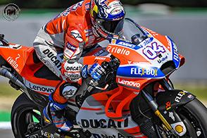 Andrea Dovizioso conquista la pole sul circuito di Brno