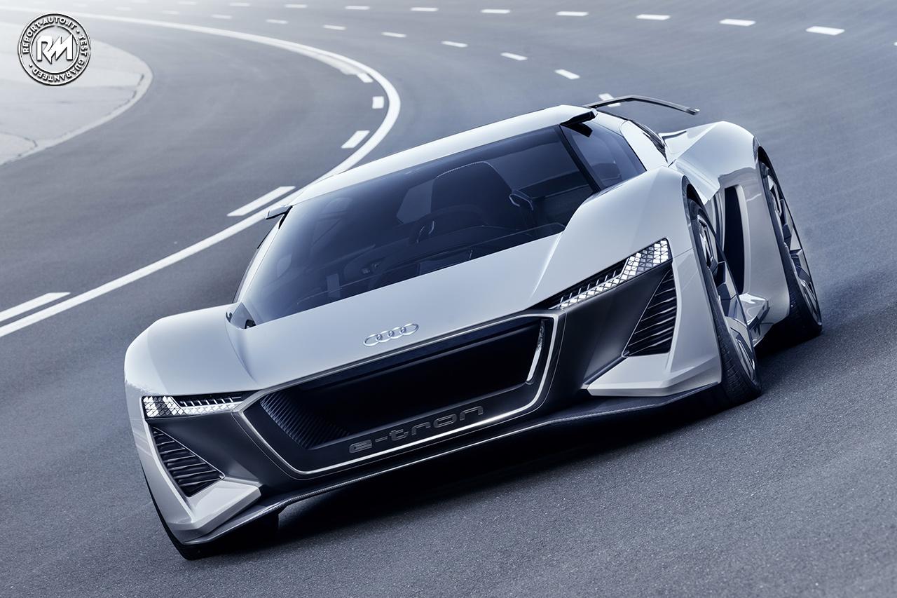 Motori Elettrici E Trazione Integrale Per La Nuova Audi